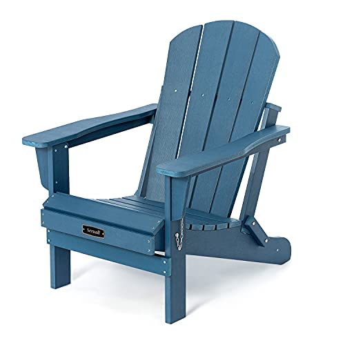 Folding Adirondack Chair Patio Chairs Lawn Chair Outdoor...