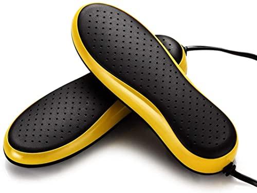 KAKTT Calentador de Botas portátil Secador de Zapatos Secador de Botas de esquí Calentador de Zapatos Calentador de 360 Grados Desodorizar Ideal Viajes Senderismo Esquí, etc.