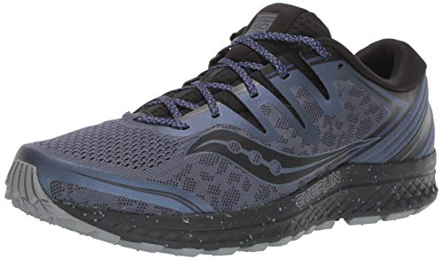 Saucony Men's Guide ISO 2 TR, Slate/Blue, 11
