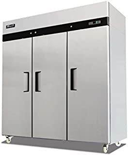 Best 3 door reach in freezer Reviews