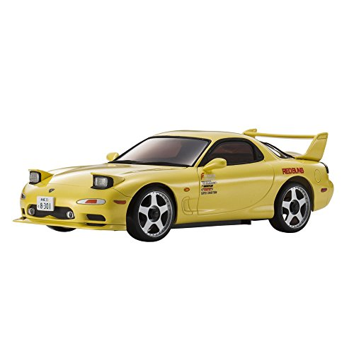Kyosho Mini-Z MA020 Sports 4WD Initial-D Mazda RX7 FD3S (KT19) Yellow