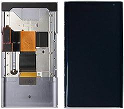 "LCD Display Touch Screen Digitizer Assembly with Frame for BlackBerry Priv STV100-1/03/04 Priv STV100 5.4"" (Black)"
