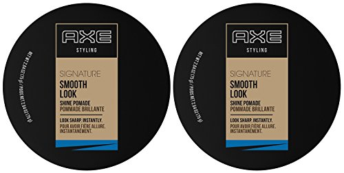 AXE Smooth & Sophisticated Look Shine Pomade - 2.64 oz - 2 pk