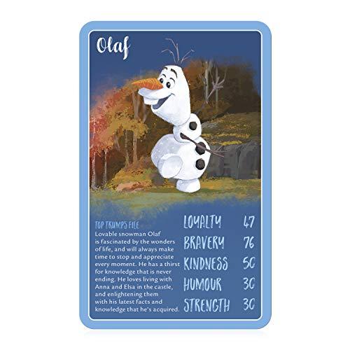 Frozen 2 Top Trumps Card Game