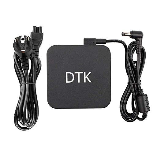 DTK® Ladegerät 19V 4,74A 90W Notebook Laptop Ladekabel AC Netzteil für ASUS Toshiba Medion Lenovo Stecker: 5,5x2,5mm Ladegeräte Netzteile für tragbare Computer Netz Batterie Stromversorgung