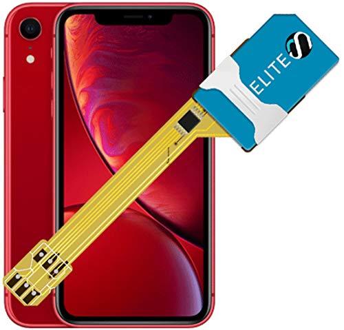 MAGICSIM ELITE para iPhone XR - Adaptador Dual SIM