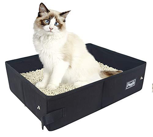 Petsfit - Arenero portátil para Gatos