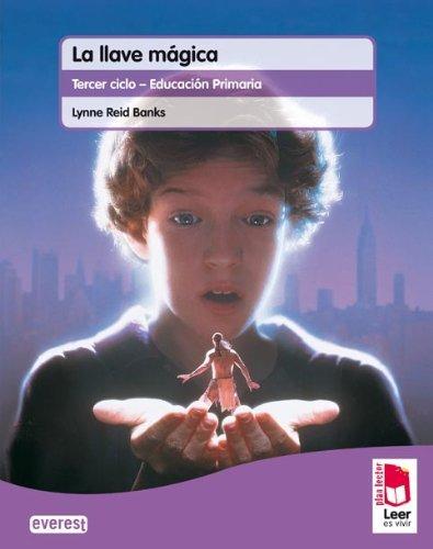 Plan lector Leer es vivir. La llave mágica. Cuaderno de lectoescritura de S. L. 03 BCN Packages (1 may 2009) Tapa blanda