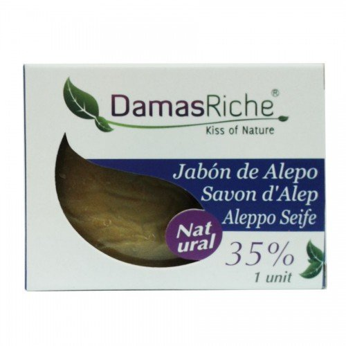 JABON ALEPO 35% LAUREL 200 gr