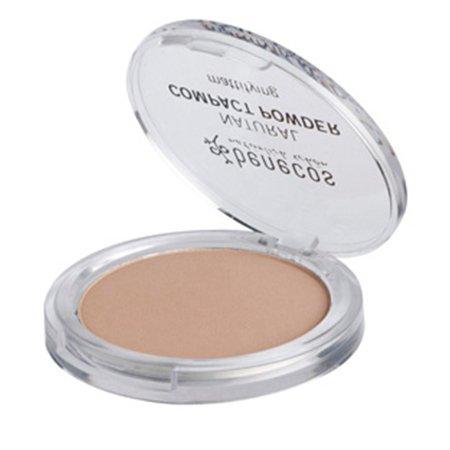 benecos, Natural Compact Powder, Sand, 9 gramm