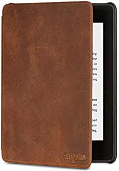 All-new Kindle Paperwhite Premium Leather Cover (10th Generation-2018)