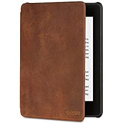 in budget affordable Brand New Leather Kindle Paperwhite Premium (2018 10th Generation) Rustic