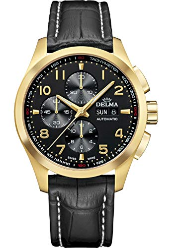 DELMA - Armbanduhr - Herren - Klondike Classic - 42601.660.6.032