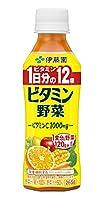 [訳あり(賞味期限 2021年3月31日)]伊藤園 ビタミン野菜 265g ×24本