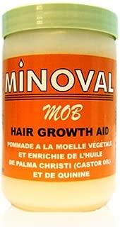 Minoval Hair Growth Aid Mob 120ml