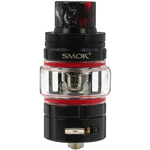 SMOK TFV16 Lite Tank 5 ml, Durchmesser 24,5 mm, DL Verdampfer für e-Zigarette, schwarz