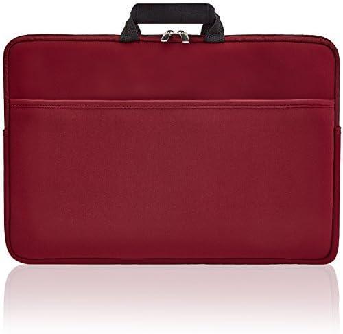YHDNCG Laptop Protective Sleeve Soft Zipper Bag 12 13 14 15 15.6-inch