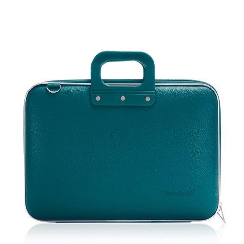 Classic BOMBATA colourfulbags (38,1 cm) Verde/Azul