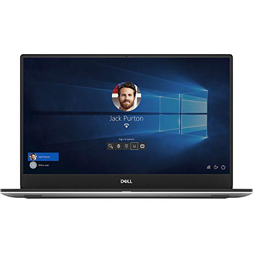 """Dell Precision 5540 Mobile Workstation - 15.6"""" Ultrasharp UHD (3840 x 2160) IGZO4 Touch Display - 2.6Ghz Intel Core i7-9850H 6 Core - 16GB - 512GB SSD - Quadro T2000 4GB GDDR5 - Win10 pro"""