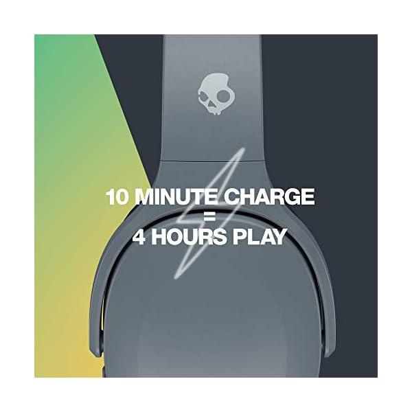 Skullcandy Crusher Evo Wireless Over-Ear Headphone 4