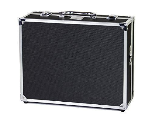 Professional Series Metal Frame Customizable Small Hard Case for High Impact Absorption - Photographic Equipment