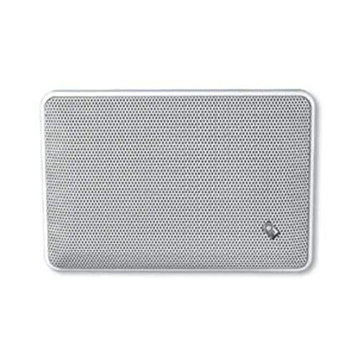 PolyPlanar 3 Way Platinum Panel Marine Speaker Pair White