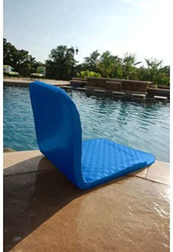 Folding Poolside Seat by Texas Recreation