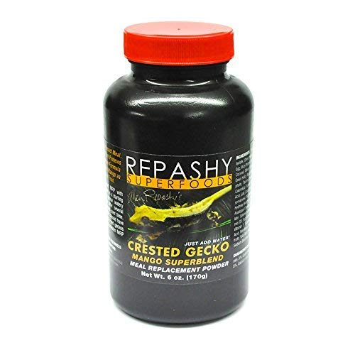 Online Reptile Shop Repashy Crested Gecko Diet MRP Mango Superblend 170g