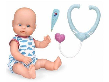 Nenuco - Muñeca médica (35 cm, a partir de 1 año)