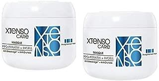2 LOT X L'oreal Professionnel X-tenso Care Straight Masque (196g X 2 )