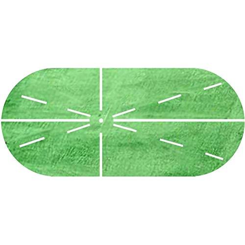 Mumaya Alfombrilla de Golf, Esterilla portátil para Entrenamiento de Golf, Esterilla para Entrenamiento de Golf, Esterilla para práctica de Golf
