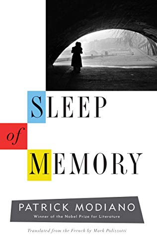 Image of Sleep of Memory (The Margellos World Republic of Letters)