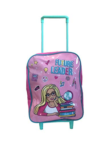 Barb Mochila Infantil con Ruedas Spiderman Backpack Trolley Roller Backpack, Mochila con Ruedas para Kindergarten, Free Time Backpack