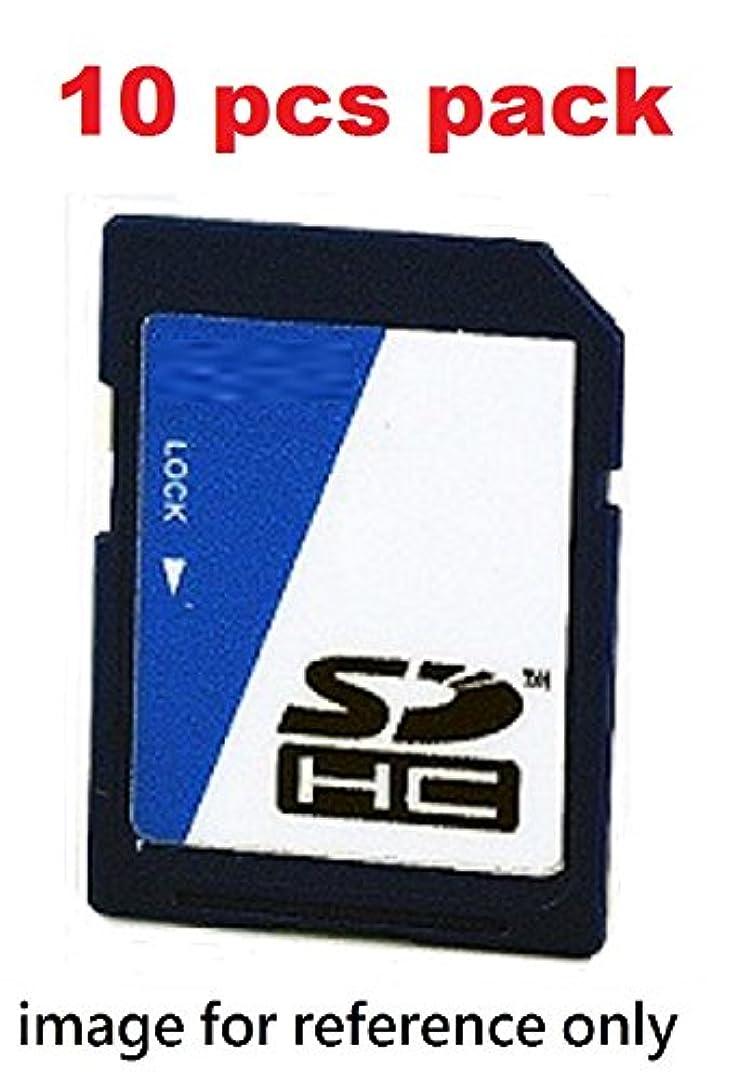 第買収田舎産業SDカード、p-slc拡張ワイド、16?GB、温度、10個パック