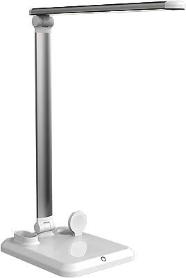 Moko Dimmable Led Desk Lamp Built In Nightlight Bedside