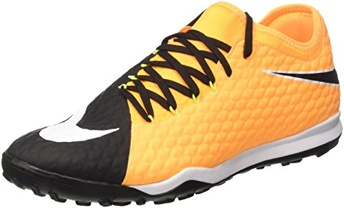 Nike Herren Hypervenomx Finale Ii Tf Fußballschuhe, Orange (Laser Orange/black-white-volt), 45 EU