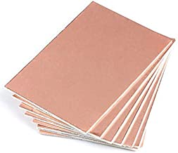 ACHICOO 2/5/10PCS 10x15CM FR4 1.5MM Thickness Single PCB Copper Clad Laminate Board 5-Piece Set Electronic Hot Products