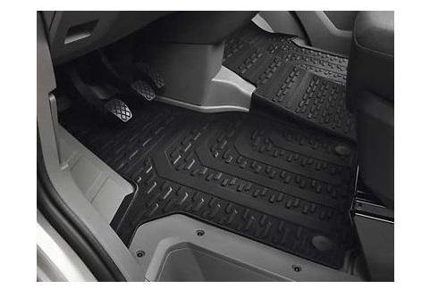 VW Gummimatten vorne, Crafter ab Mj. 2017-7C1061502A82V