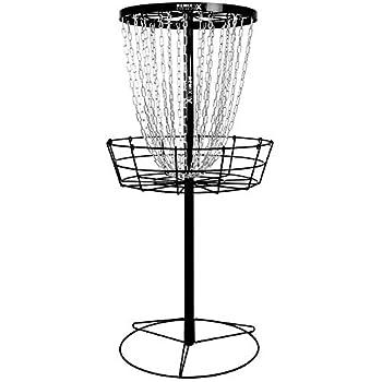 Remix Deluxe Practice Basket for Disc Golf - Black