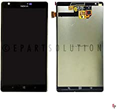ePartSolution_Replacement Part for Nokia Lumia 1520 LCD Display Touch Screen Digitizer Assembly Black