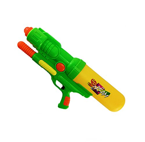 OEM New! 482210cm 1000ML/1KG High Capacity Blaster Water Guns Super Soaker Pump Action Beetle Backpack Pistol (Green Color)