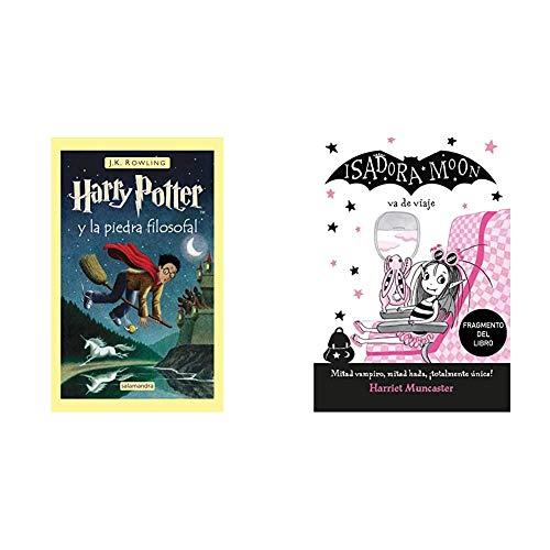 Harry Potter y la Piedra Filosofal: 1 + Promoción fragmento del libro Isadora va de viaje. Edición especial no venal