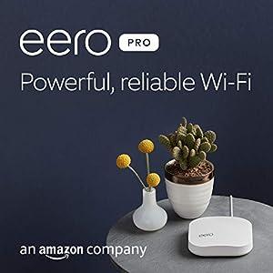Amazon eero Pro mesh Wi-Fi system | 3-pack