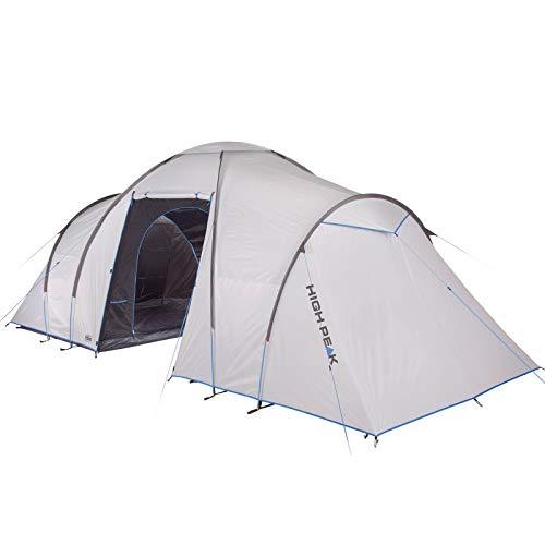 High Peak Como 4.0 Zelt Nimbus Grey 2020 Camping-Zelt