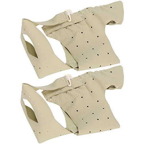 Big Toe Glätteisen, Fußpflege, 3-stufige Dichtheit Ergonomisches Design Qualität Synthetische Materialien Travel Man for Woman Wandern(M)