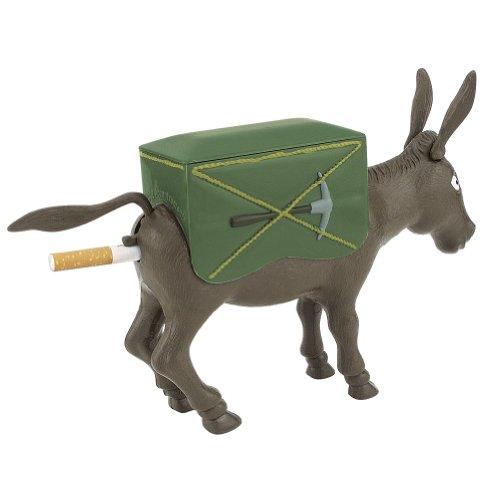 Accoutrements Donkey Novelty Cigarette Dispenser