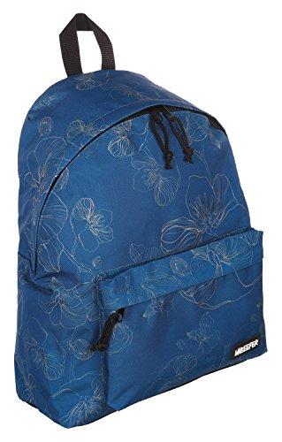 Unkeeper Zaino per la Scuola Blue Belle, Circa 32 x 41 x 14 cm Zaino, 18 Litri, Colore Blu
