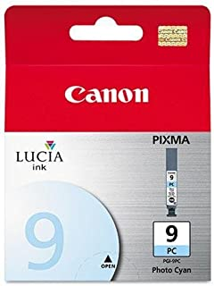 CNMPGI9PC - Canon Lucia PGI-9PC Photo Cyan Ink Cartridge