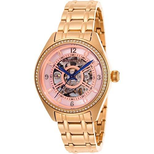 Invicta Rose Gold Watch