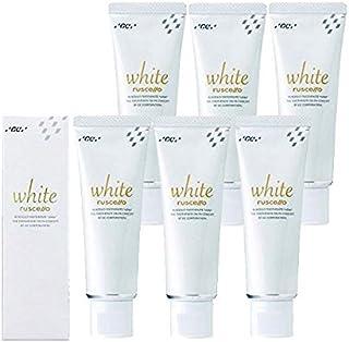 ルシェロ歯磨きペースト ホワイト 100g (6個)
